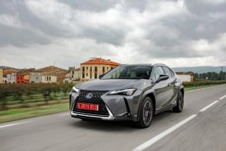 Fotos Lexus UX 2019 Foto 45