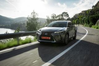 Fotos Lexus UX 2019 Foto 50