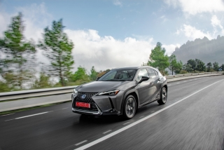 Fotos Lexus UX 2019 Foto 55