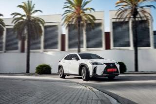 Fotos Lexus UX 2019 Foto 86