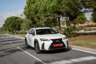 Fotos Lexus UX 2019 Foto 87