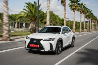 Fotos Lexus UX 2019 Foto 89