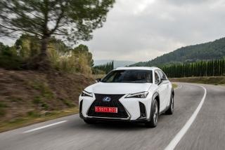 Fotos Lexus UX 2019 Foto 99