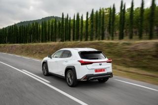 Fotos Lexus UX 2019 Foto 100
