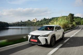 Fotos Lexus UX 2019 Foto 105