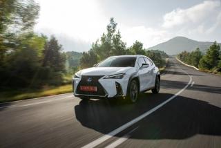 Fotos Lexus UX 2019 Foto 111