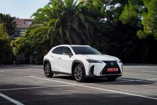 Fotos Lexus UX 2019 Foto 130