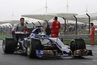 Fotos Marcus Ericsson F1 2017 Foto 21