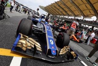 Fotos Marcus Ericsson F1 2017 Foto 67