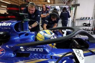 Fotos Marcus Ericsson F1 2017 Foto 72