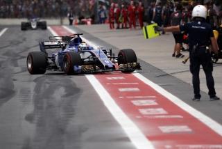 Fotos Marcus Ericsson F1 2017 Foto 81