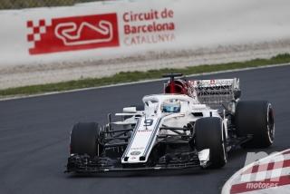 Fotos Marcus Ericsson F1 2018 Foto 4