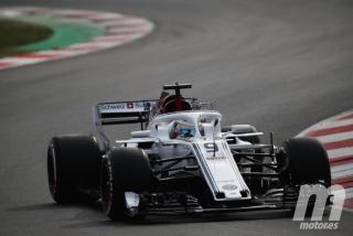 Fotos Marcus Ericsson F1 2018 Foto 5