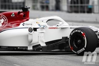 Fotos Marcus Ericsson F1 2018 Foto 6