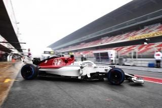 Fotos Marcus Ericsson F1 2018 Foto 8