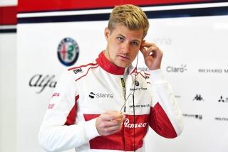 Fotos Marcus Ericsson F1 2018 Foto 1