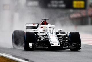 Fotos Marcus Ericsson F1 2018 Foto 9