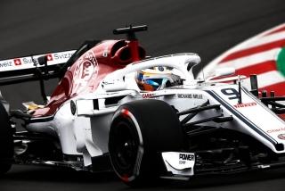 Fotos Marcus Ericsson F1 2018 Foto 11