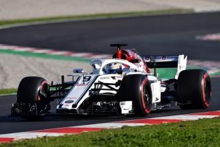 Fotos Marcus Ericsson F1 2018 Foto 12