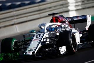 Fotos Marcus Ericsson F1 2018 Foto 13