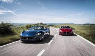 Foto 1 - Fotos Maserati GranTurismo y GranCabrio 2018