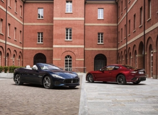 Foto 2 - Fotos Maserati GranTurismo y GranCabrio 2018