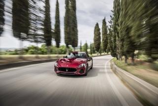 Foto 3 - Fotos Maserati GranTurismo y GranCabrio 2018