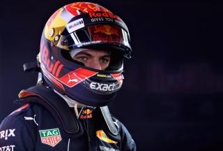 Foto 1 - Fotos Max Verstappen F1 2017