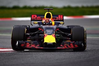 Foto 2 - Fotos Max Verstappen F1 2017