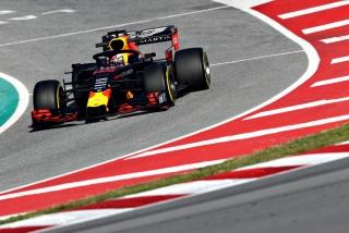 Fotos Max Verstappen F1 2019 Foto 2