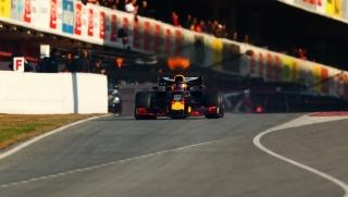Fotos Max Verstappen F1 2019 Foto 4