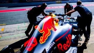 Fotos Max Verstappen F1 2019 Foto 5