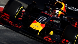 Fotos Max Verstappen F1 2019 Foto 6