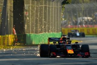 Fotos Max Verstappen F1 2019 Foto 16