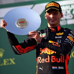 Fotos Max Verstappen F1 2019 Foto 25