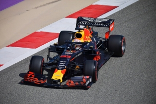 Fotos Max Verstappen F1 2019 Foto 34