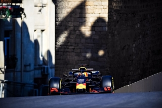 Fotos Max Verstappen F1 2019 Foto 56