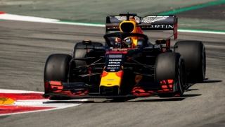 Fotos Max Verstappen F1 2019 Foto 67