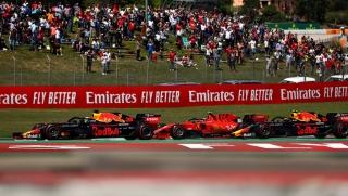 Fotos Max Verstappen F1 2019 Foto 70