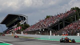 Fotos Max Verstappen F1 2019 Foto 72