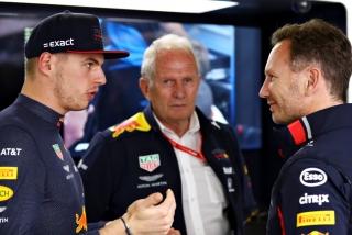 Fotos Max Verstappen F1 2019 Foto 75