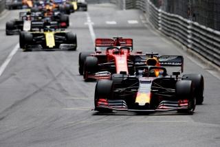 Fotos Max Verstappen F1 2019 Foto 83
