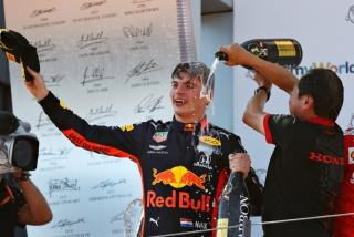 Fotos Max Verstappen F1 2019 Foto 101