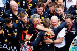 Fotos Max Verstappen F1 2019 Foto 110