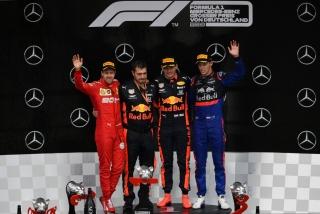 Fotos Max Verstappen F1 2019 Foto 119