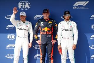 Fotos Max Verstappen F1 2019 Foto 123
