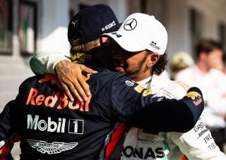 Fotos Max Verstappen F1 2019 Foto 124