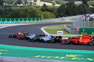 Fotos Max Verstappen F1 2019 Foto 125