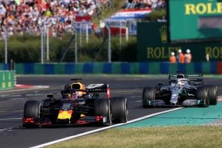 Fotos Max Verstappen F1 2019 Foto 126