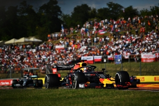 Fotos Max Verstappen F1 2019 Foto 129